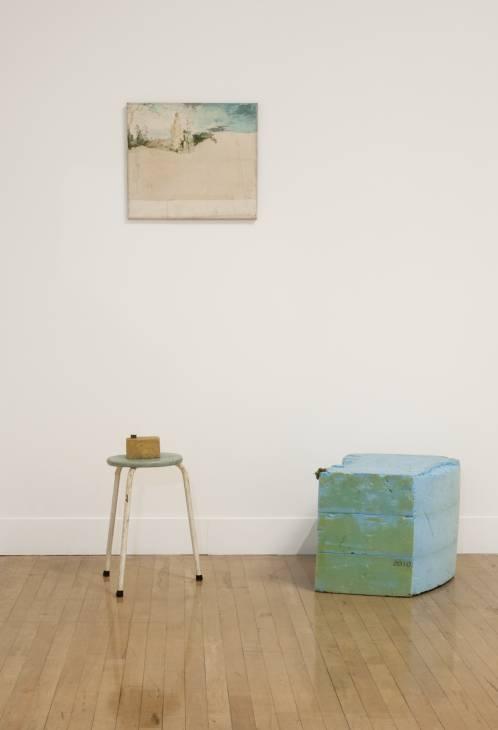 Brueghel Project / Casa Malaparte 1999 by Ian Kiaer born 1971